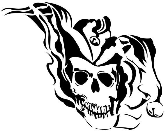 20+ Awesome Joker Tattoo Designs
