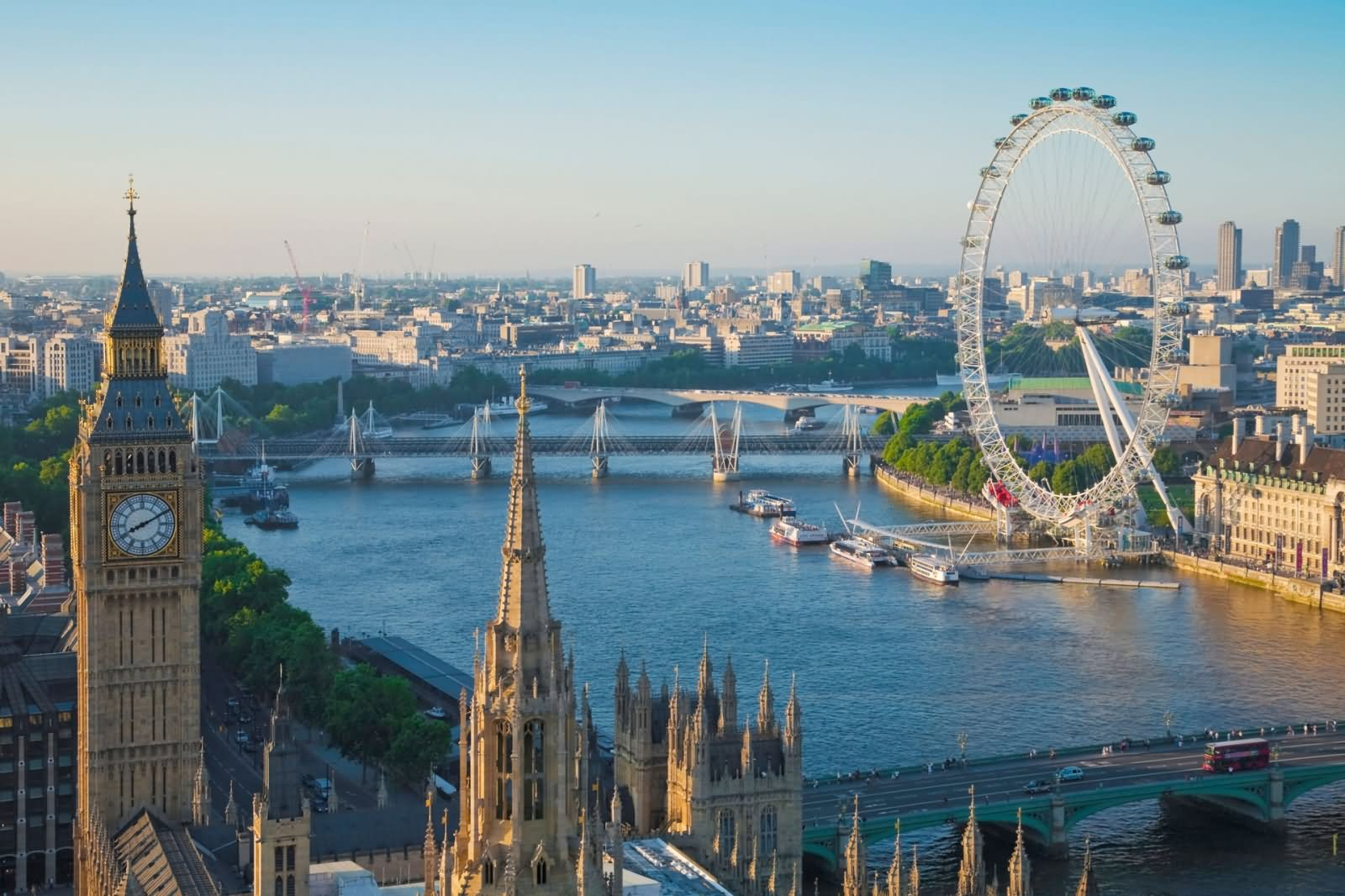 42 Most Amazing London Eye Pictures And Photos