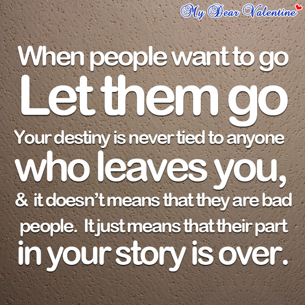 Letting Go Quotes Askideascom