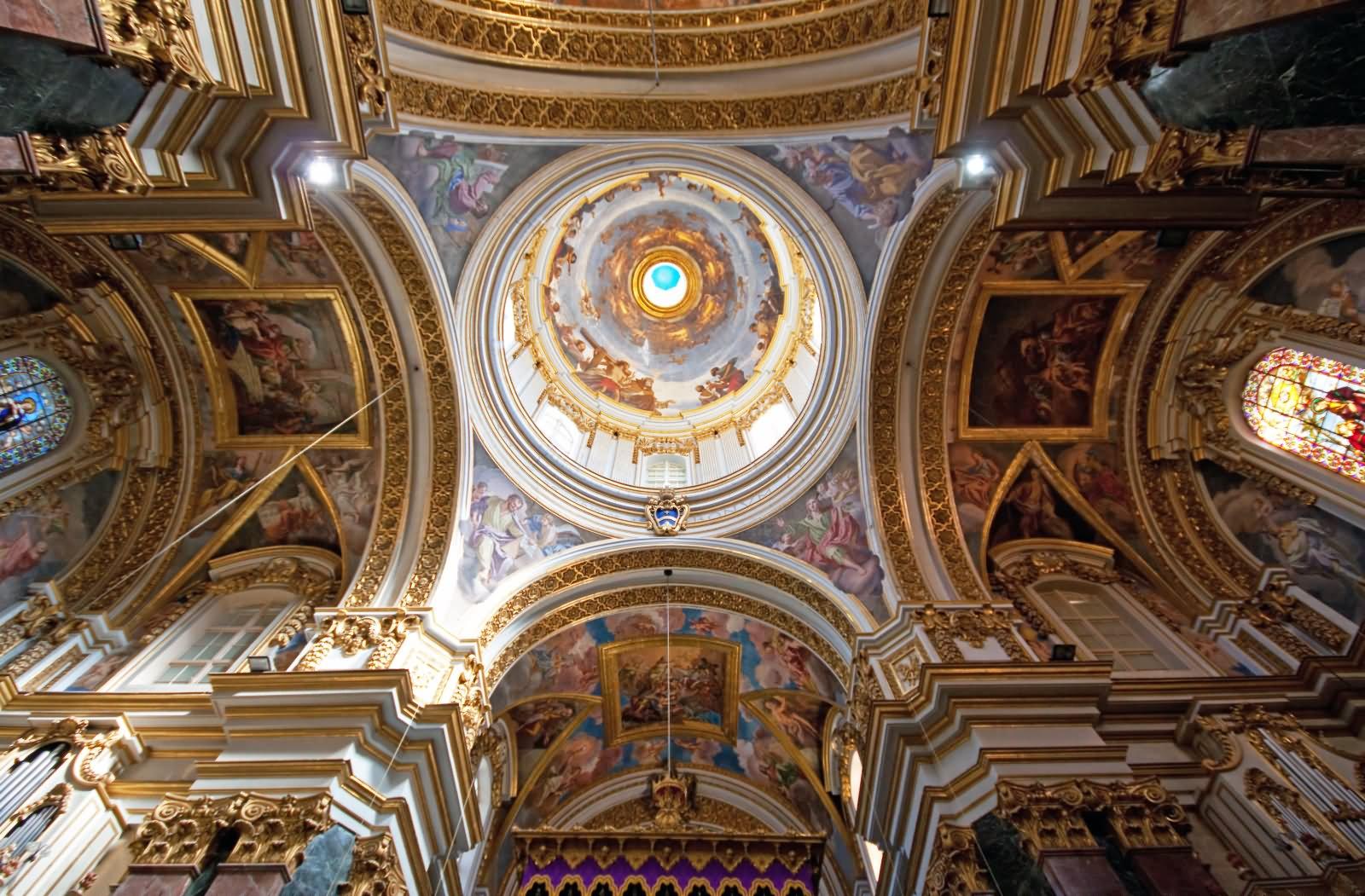 interior st pauls - photo #40
