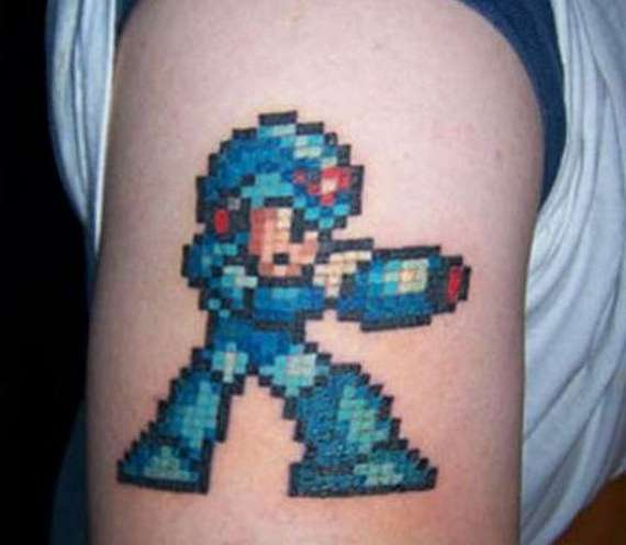 60+ Best Video Games Tattoos