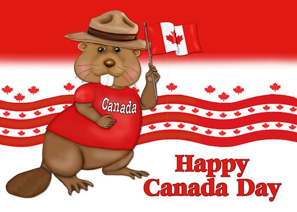 https://www.askideas.com/media/41/Beaver-Wishinng-You-Happy-Canada-Day.jpg