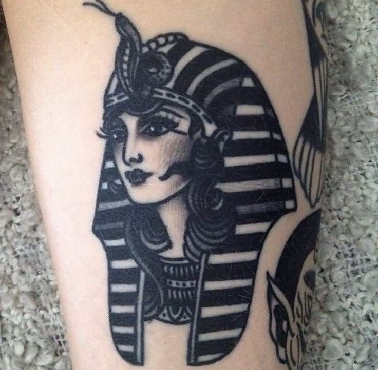 Goddess Tattoo For Woman: 50+ Awesome Egyptian Tattoos