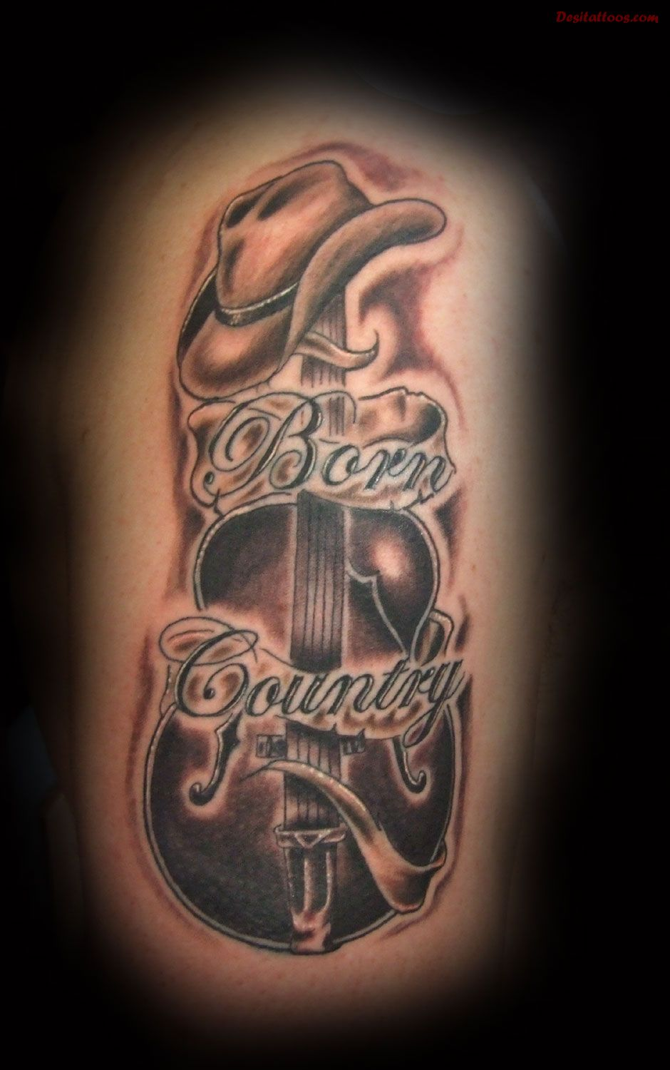 country boy sleeve tattoos www pixshark images