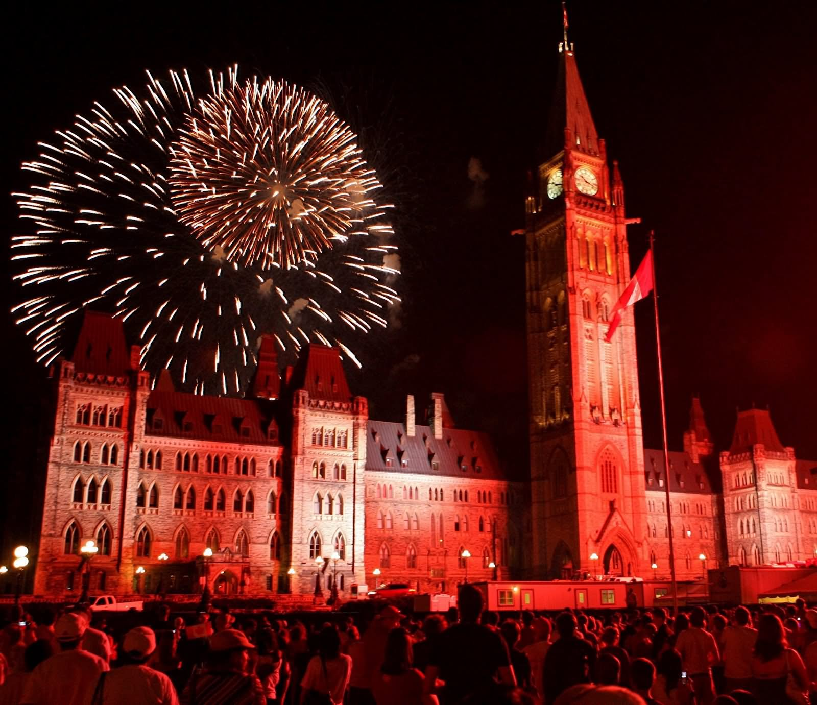 20 Beautiful Canada Day Celebration Pictures And Images