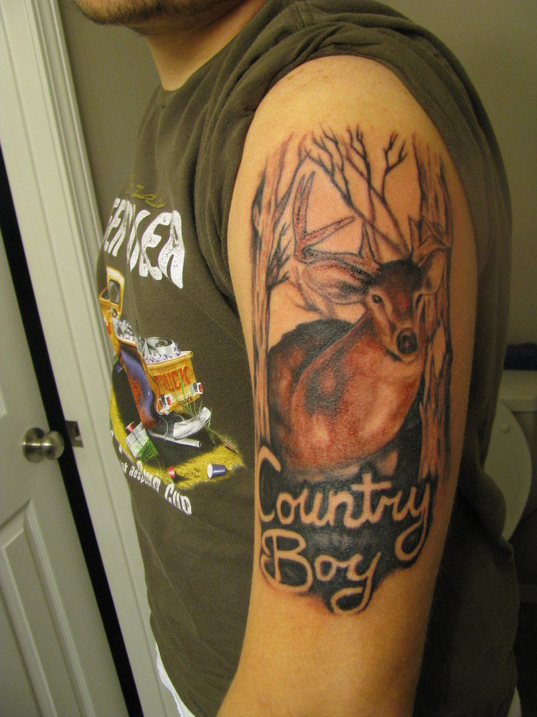 20 Country Boy Tattoos And Ideas