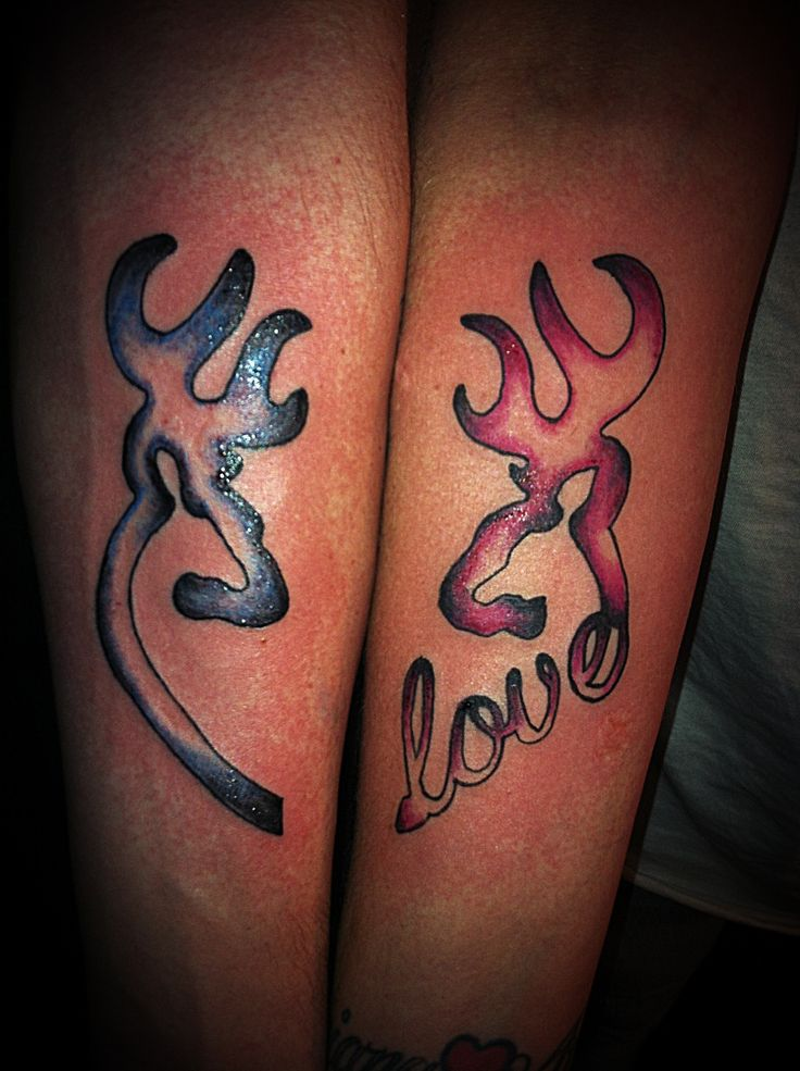 8 country tattoos for couple