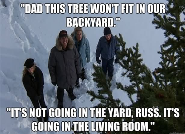 Most Famous Christmas Vacation Quotes: Family Tree Ur Doin It Wrong Funny Meme Image