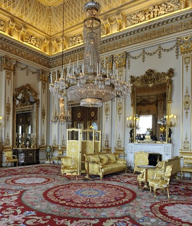 35 Very Beautiful Buckingham Palace London Pictures And