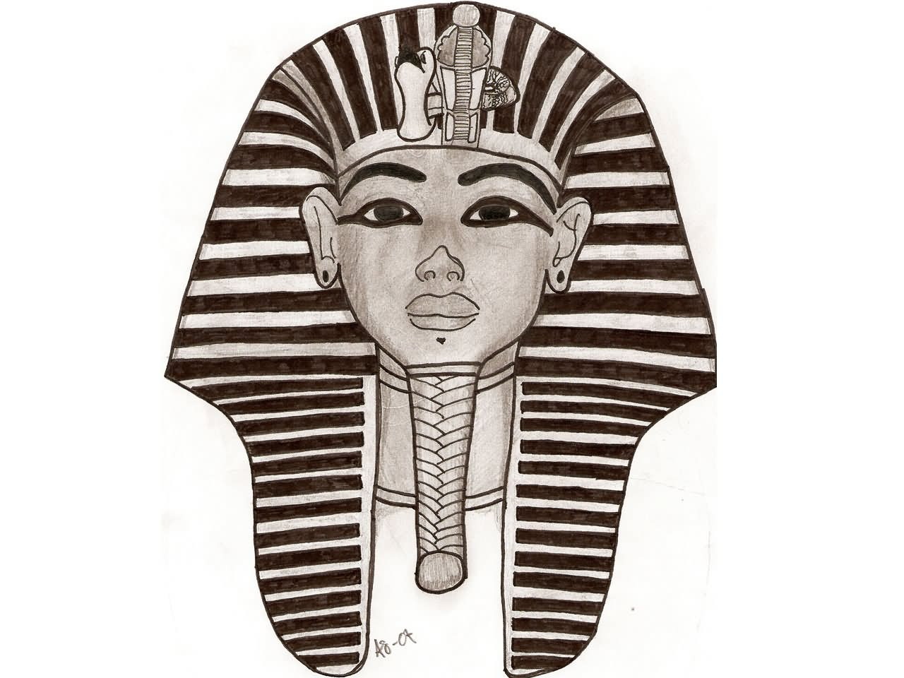 24 Best Egyptian Tattoo Designs