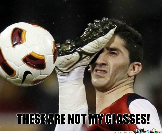 Funny Glasses Meme These Are Not My Glasses Picture