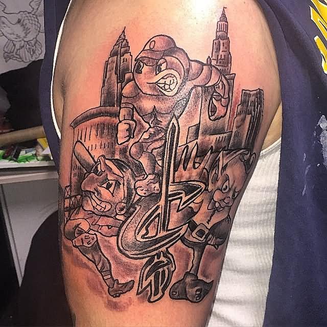 Sport Tattoo