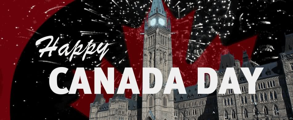 30 best canada day wishes photos and images happy canada day animated fireworks banner m4hsunfo