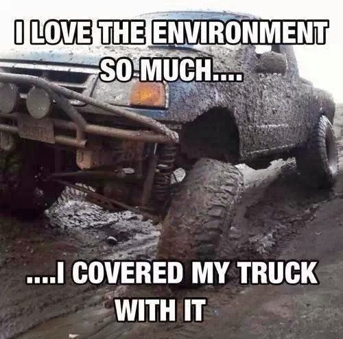I Covered My Truck With It Funny Meme Image