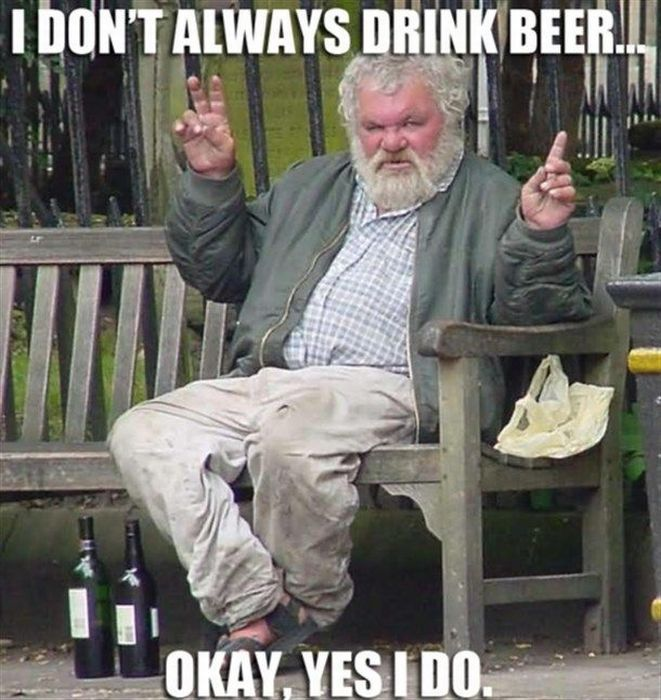 I Dont Always Drink Beer Okay Yes I Do Funny Meme Picture For Whatsapp 40 very funny beer meme photos and images,Doseki Beer Meme