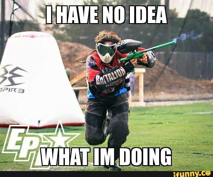 Image result for paintball meme