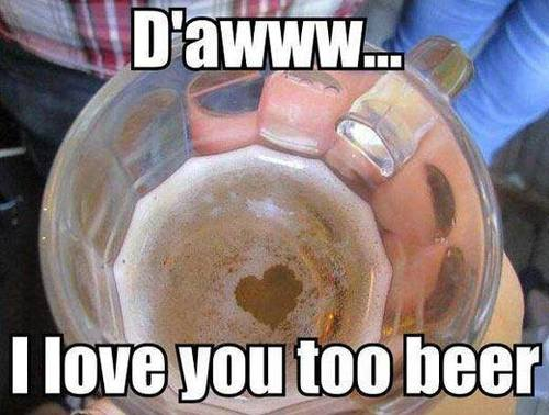 Love You Too Funny Meme : Very funny beer meme photos and images
