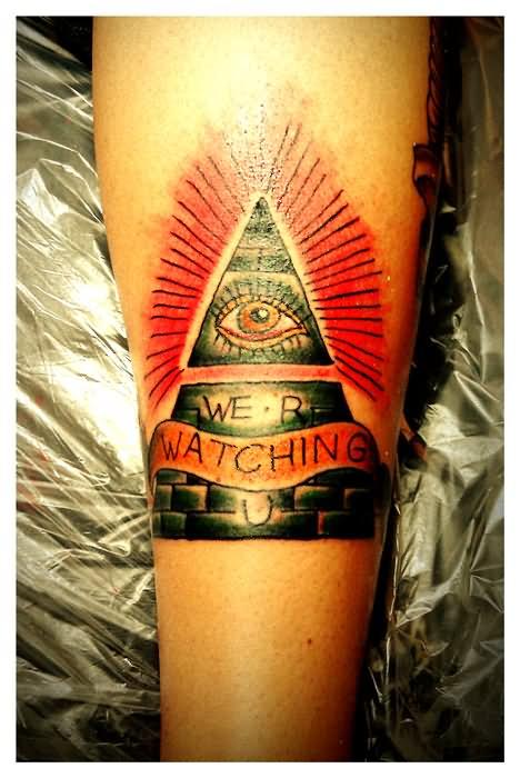 Illuminati Eye Pyramid...