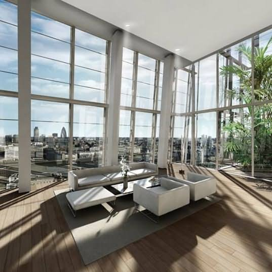 The Debonair Penthouse By A London Interior Designer: 20 Incredible Inside View Pictures And Images Of The Shard