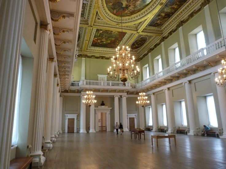 11 Beautiful Interior Of The Somerset House London Picture