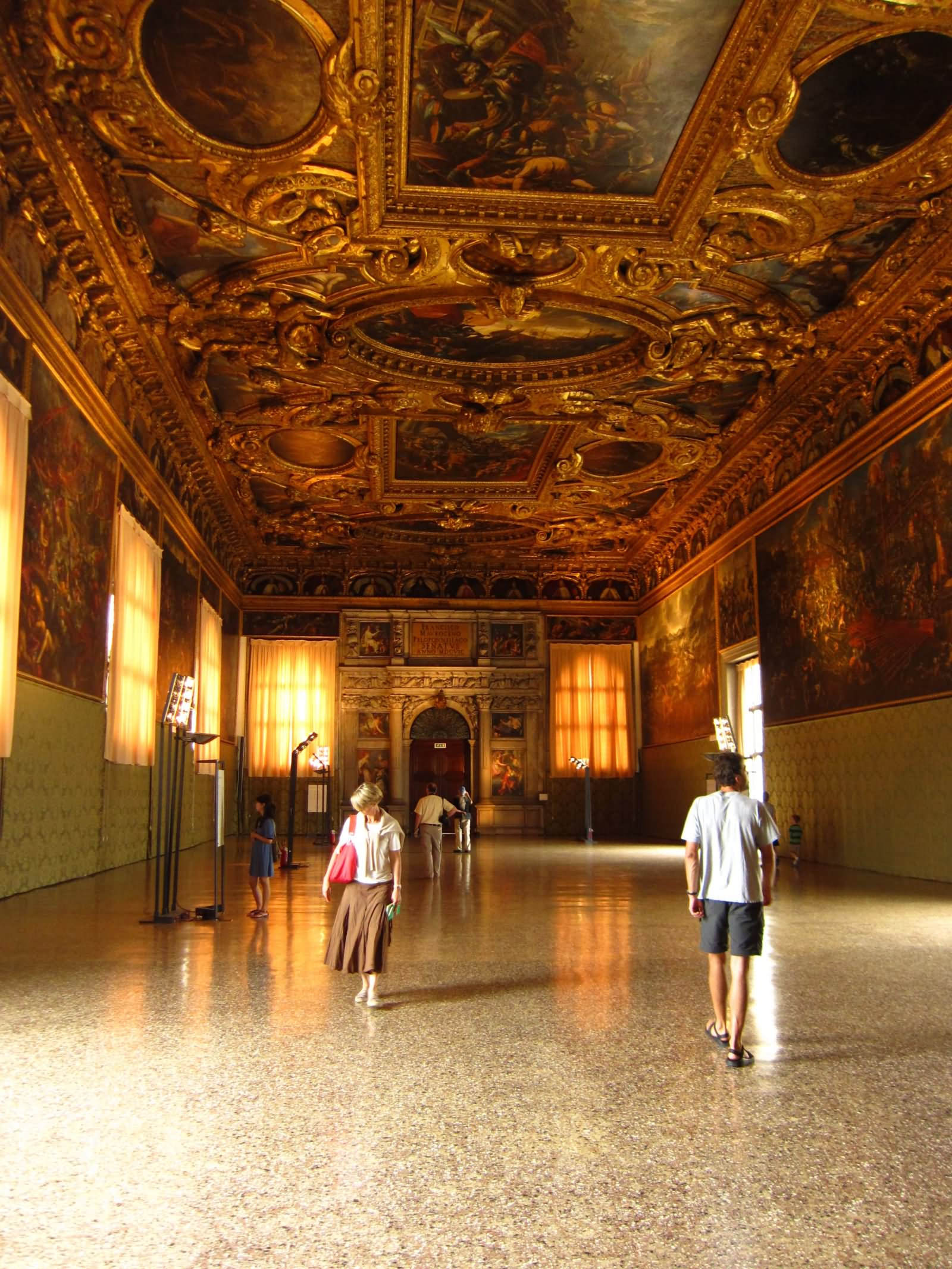 Amazing Interior Design: 25 Most Amazing Interior View Of The Doge's Palace, Venice