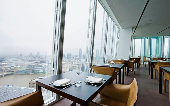 Incredible inside view pictures and images of the shard