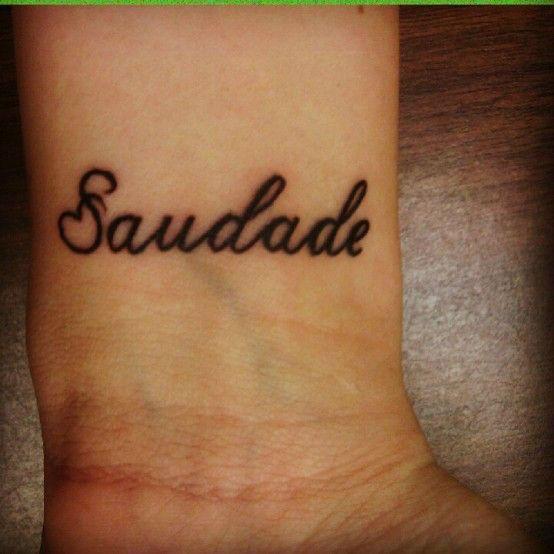 38+ Beautiful Word Tattoos