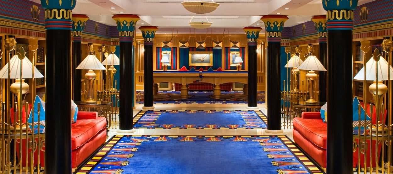 40 most beautiful burj al arab dubai pictures and photos for Burj al arab hotel inside