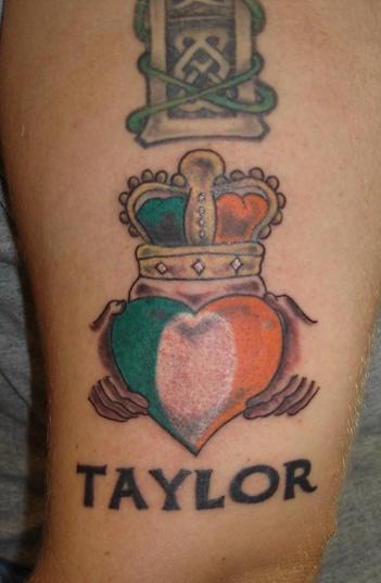 7 irish tattoos on half sleeve. Black Bedroom Furniture Sets. Home Design Ideas