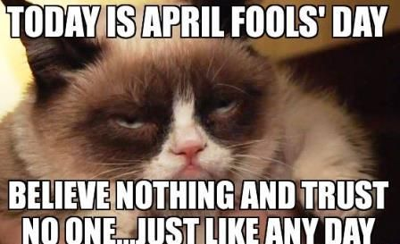 30 Very Funny April Fools Day Photos And Images