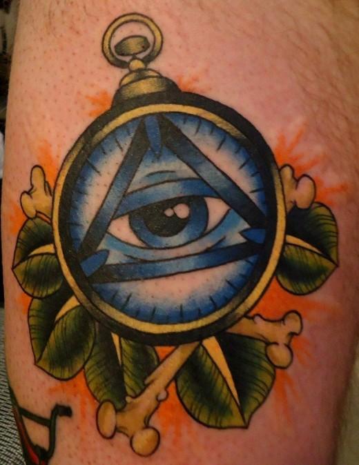Traditional Eye...