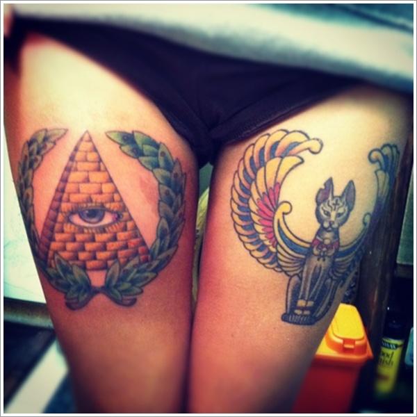 Askideas Com: Egyptian Tattoos