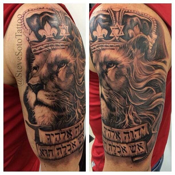 43 Incredible King Tattoos