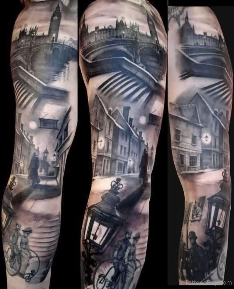 Мужские Рукава Татуировки Купить Мужские Рукава