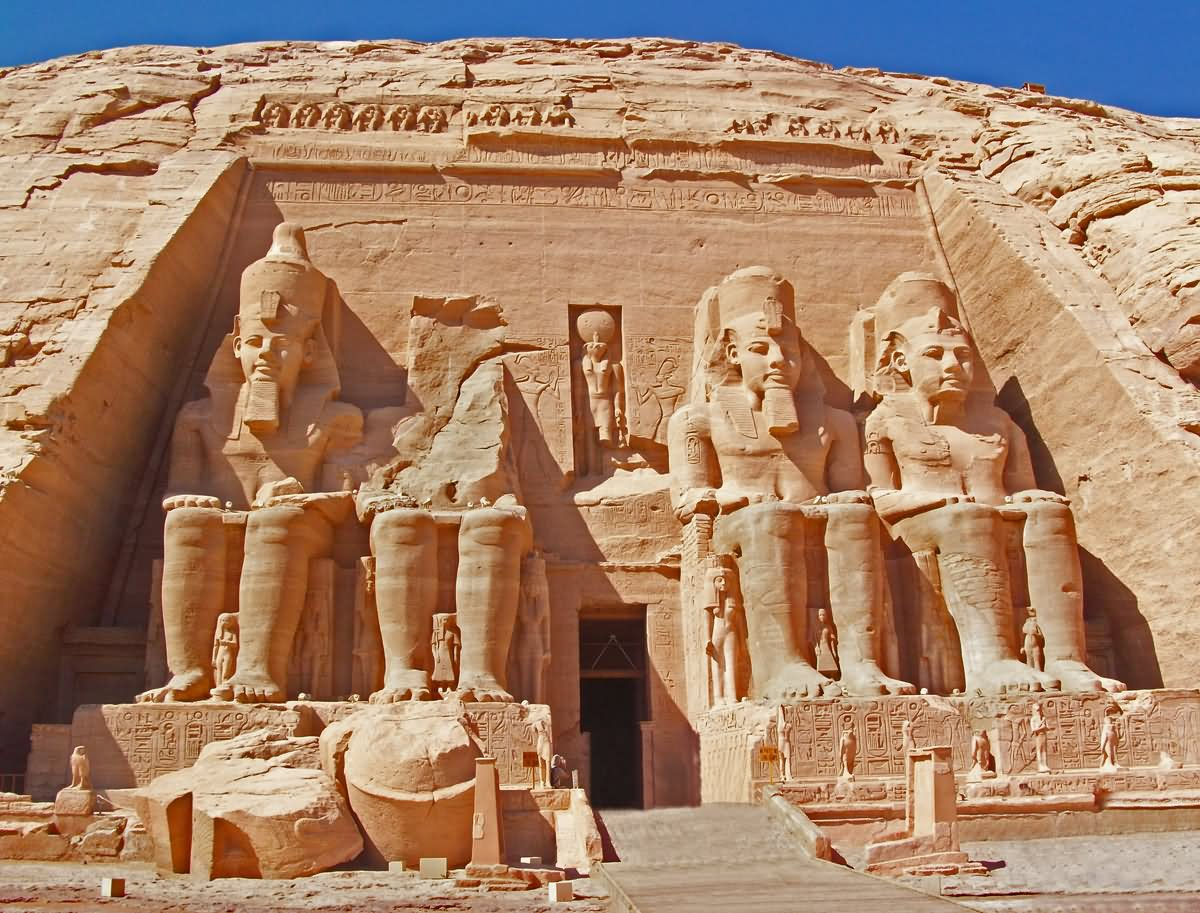 30 Very Beautiful Pictures And Photos Of Abu Simbel Temple, Egypt