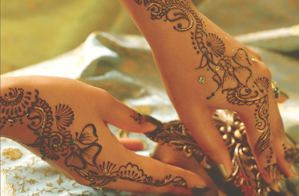 49 Beautiful Henna Tattoos For