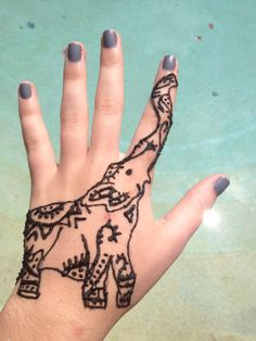 49 Beautiful Henna Tattoos For Girls