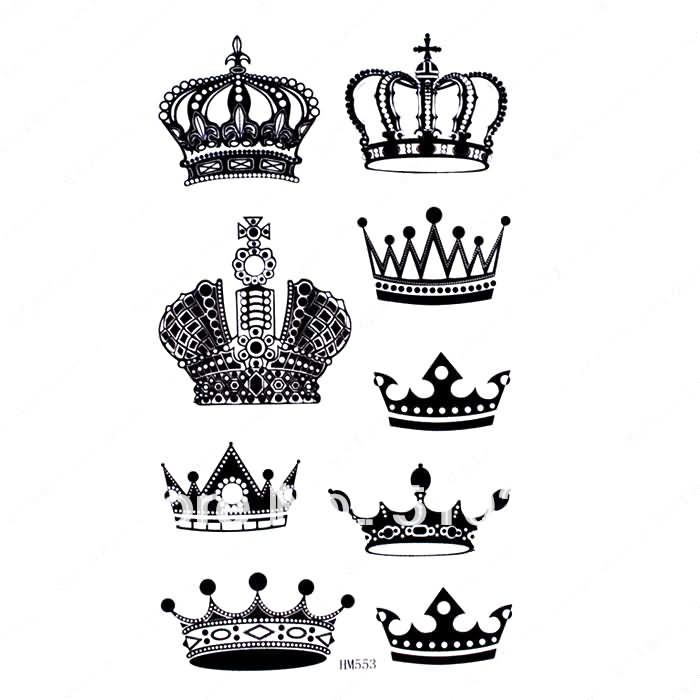 King Crown Tattoo Drawing 32 Tattoos Designs