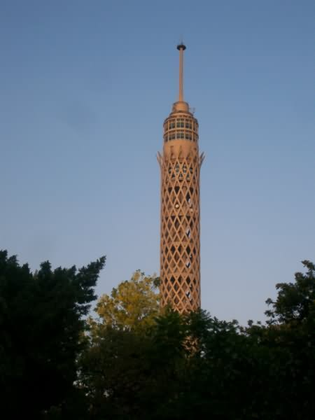 Cairo Tower Image