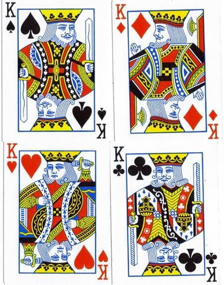 27+ King Card Tattoos