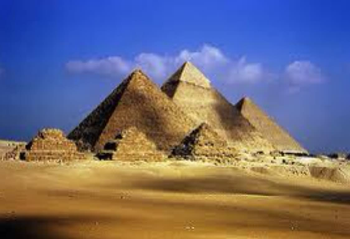 Egyptian Pyramids Of Egypt