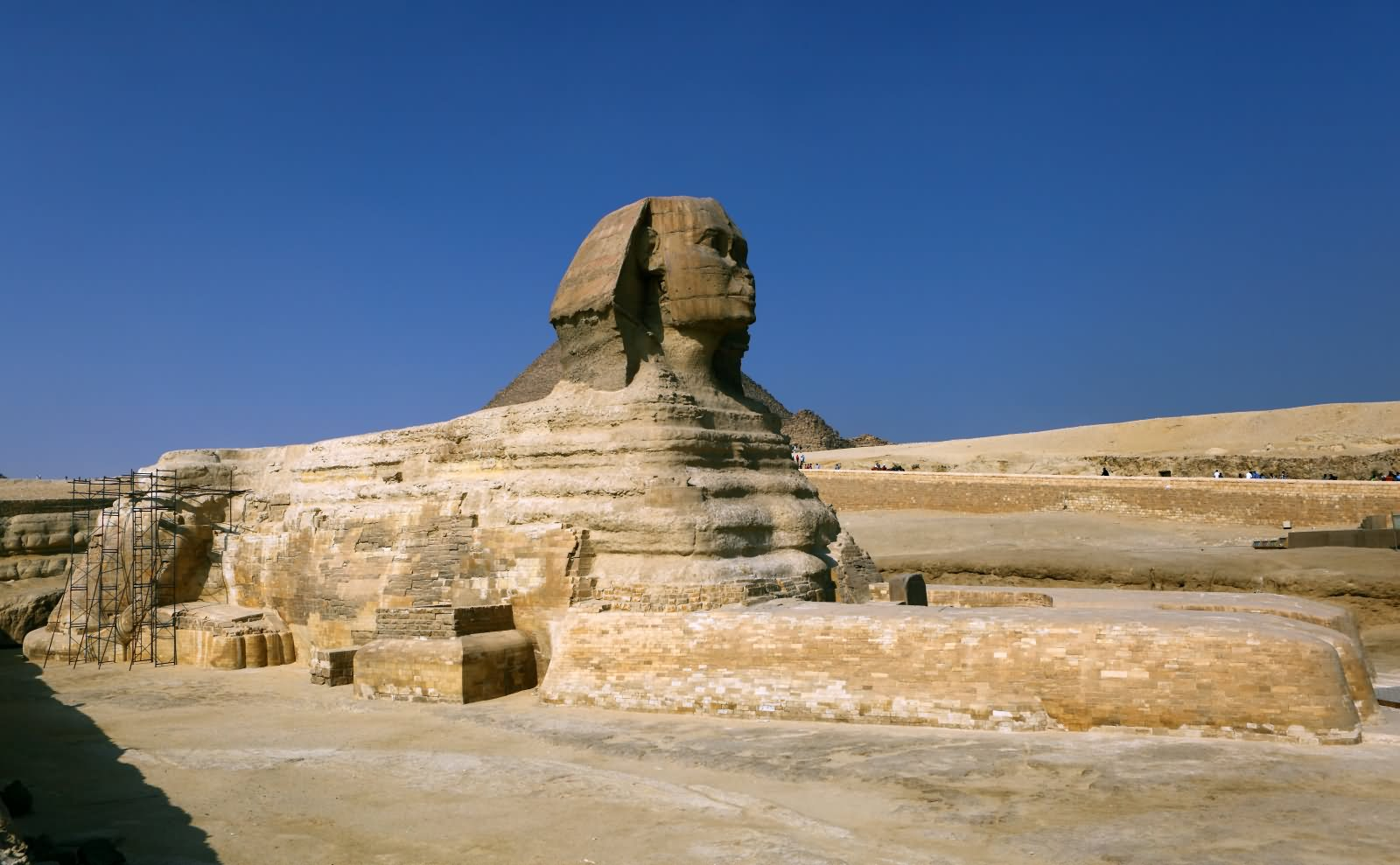 Great Sphinx of Giza In Egypt