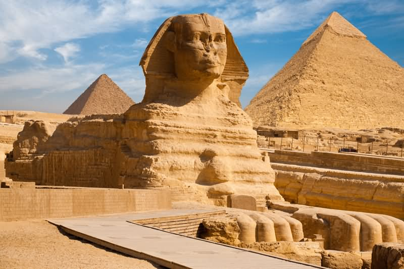 Great Sphinx of Giza Picture