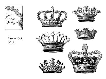 32 King Crown Tattoos Designs