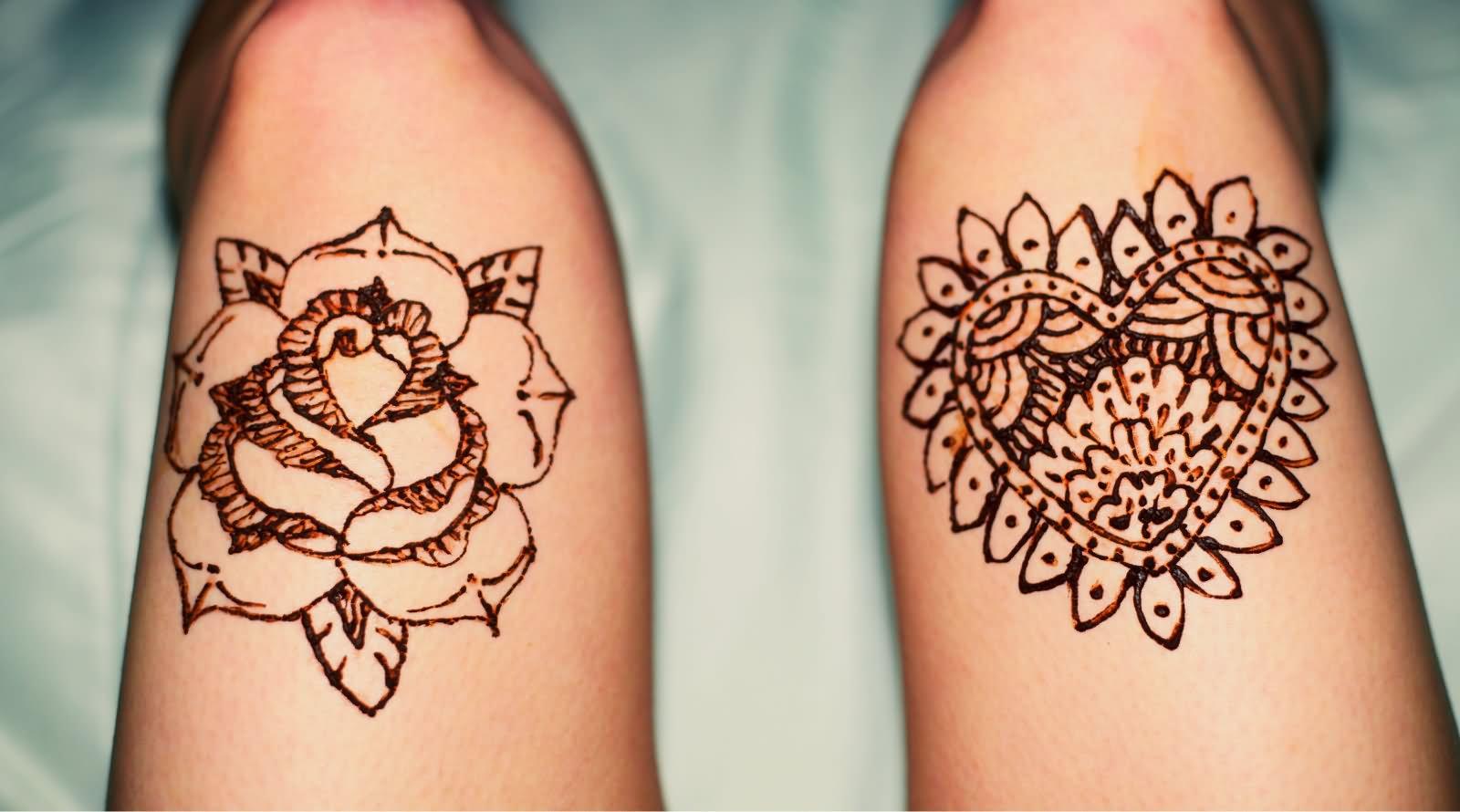 12 beautiful henna tattoo designs. Black Bedroom Furniture Sets. Home Design Ideas
