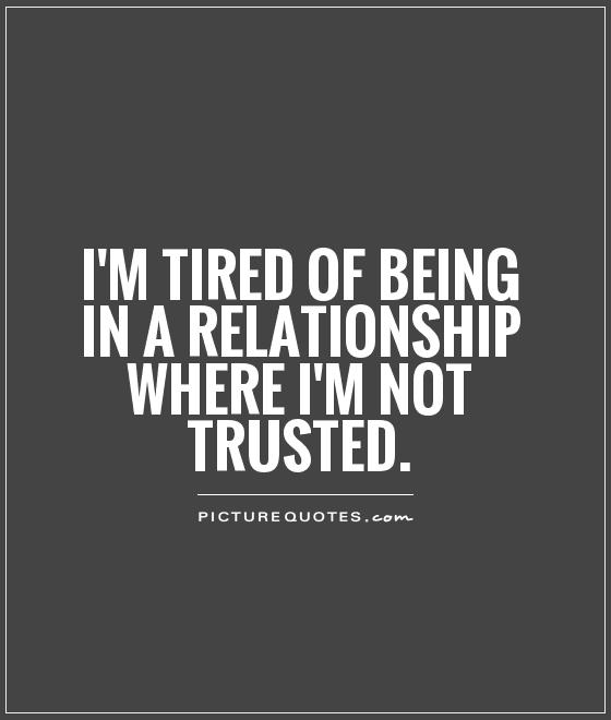 Trust Quotes For Relationships Askideascom
