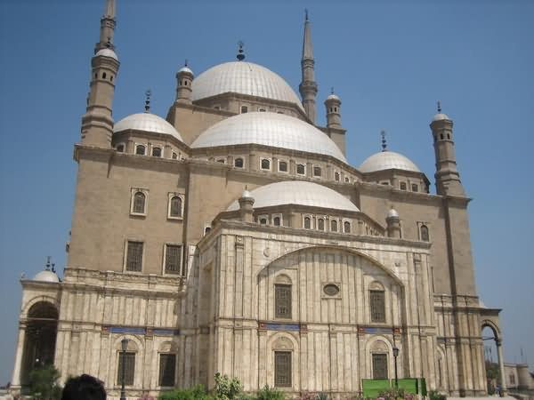 Mosque Of Muhammad Ali In Cairo