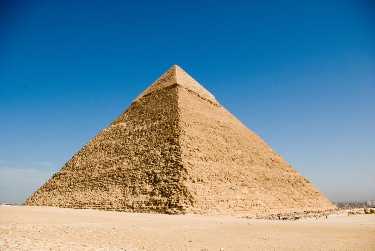 Picture Of Egyptian Pyramids, Egypt