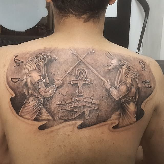Anubis Tattoos and Designs| Page 71