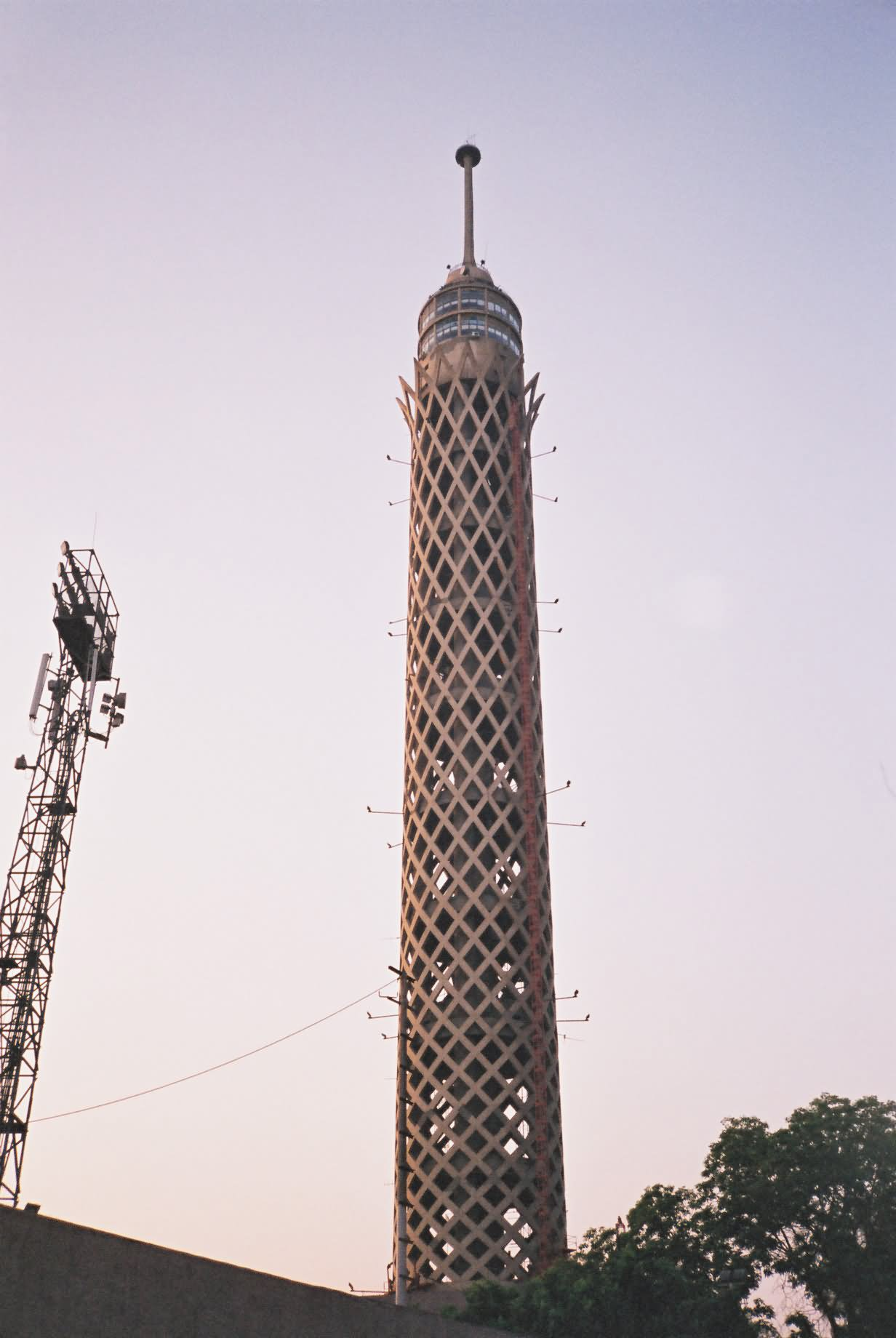 The Cairo Tower, Cairo